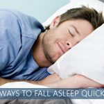 5 ways to fall asleep quickly