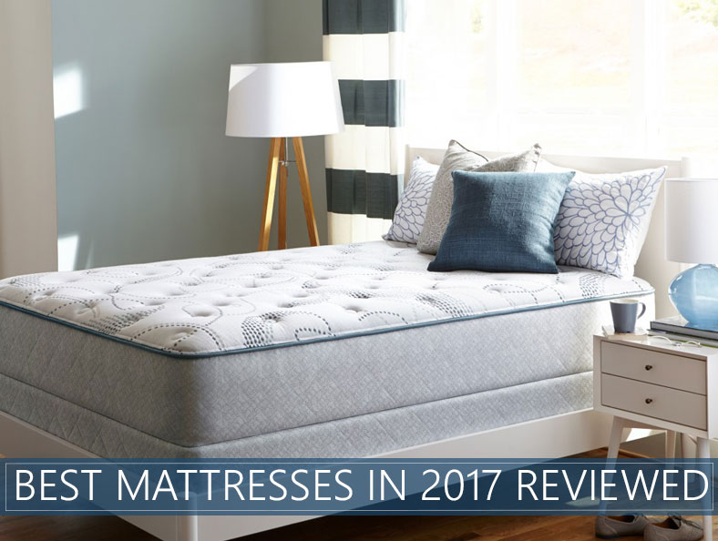 Our 9 best rated mattress choices for 2017 - featured image