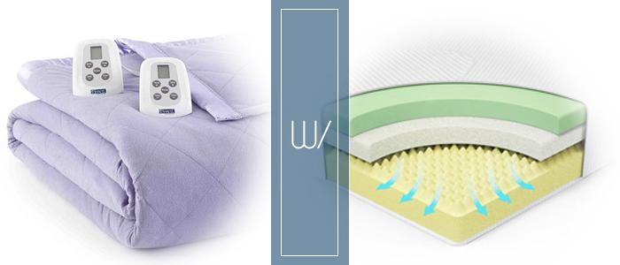 electric-blanket-versus-mamory-foam