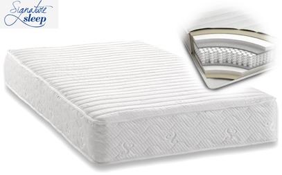 signature sleep contour 8 inch