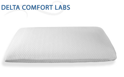 DC Labs Ultra Slim Pillow