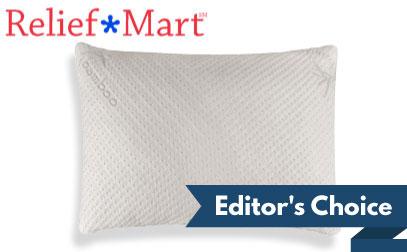 Snuggle Pedic Ultra Luxury pillow