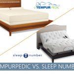 tempur-pedic vs sleep number