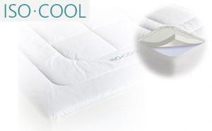 iso cool mattress top