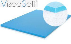 viscosoft gel mattress topper