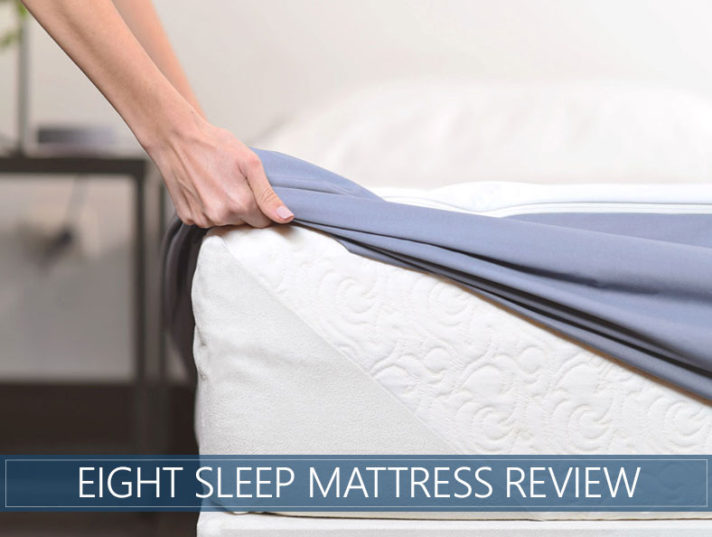 picture of eight sleep mattress review process