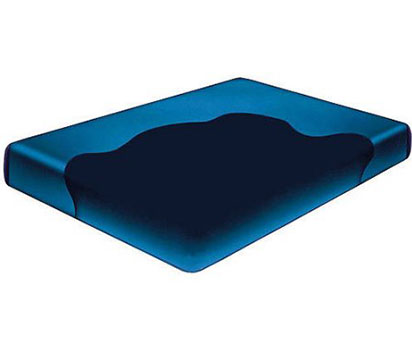 boyd flotation free flow waterbed mattress image