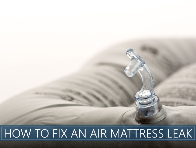 how-to-fix-an-air-mattress-leak