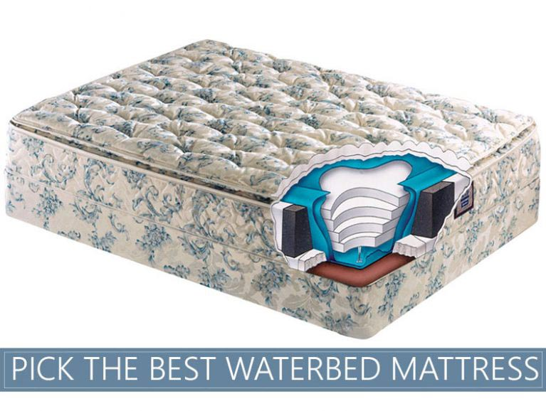 How To Pick The Best Waterbed Mattress Image