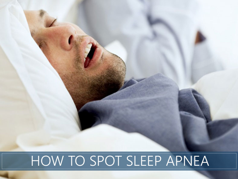 common signs & symptoms of sleep apnea