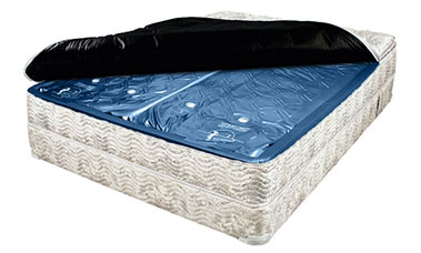 picture of softside waterbed
