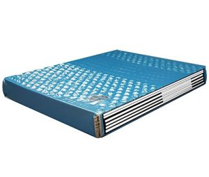 image of strobel organic waterbed mattress hydro support 1