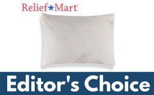 Snuggle Pedic Ultra Luxury pillow 300x186