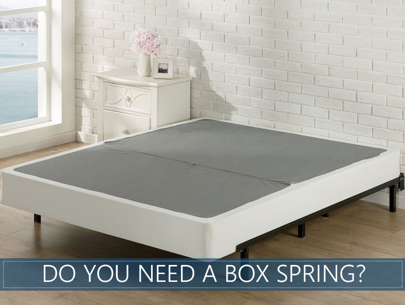 Incroyable Do You Need A Box Spring