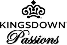 kingsdown passions logo