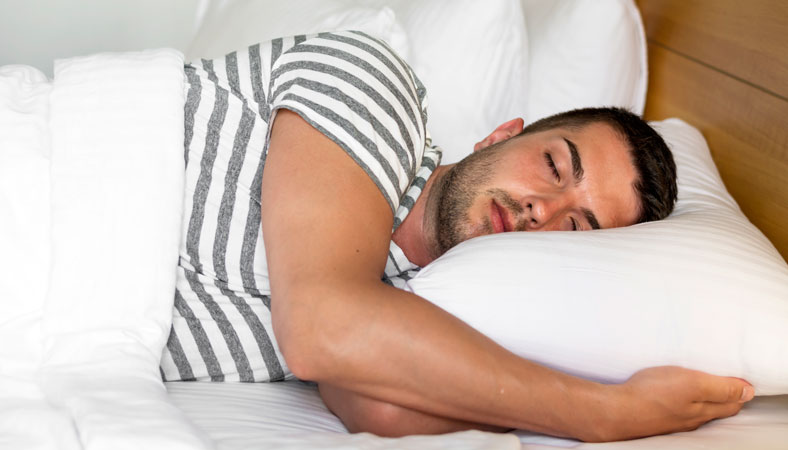 One Pillow For Stomach Sleepers