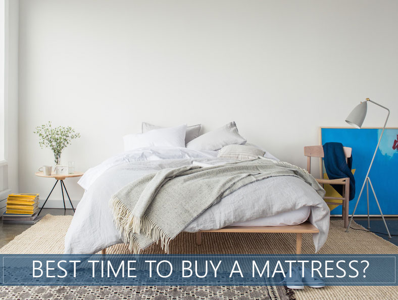 What is the Best Time of Year to Buy a Mattress? - 2018 Buyer's Guide