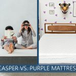 Casper VS. Purple Mattress Comparison - Which one is the best?