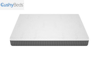 CushyBeds 4-Layer Hybrid product image