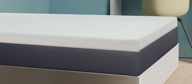Image showing extra firm mattress topper