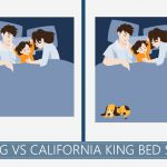 KINGS VS CALIFORNIA KING BED SIZE comparison