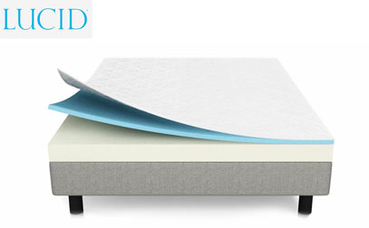 Lucid 5 Inch Mattress product image