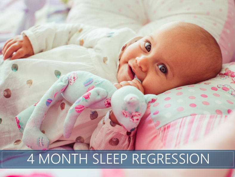 How to survive the 4 Month Sleep Regression