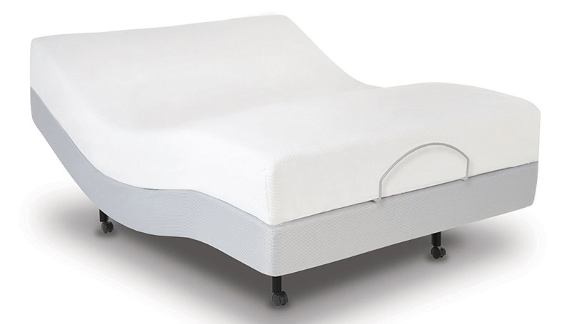 image of the adjustable bed