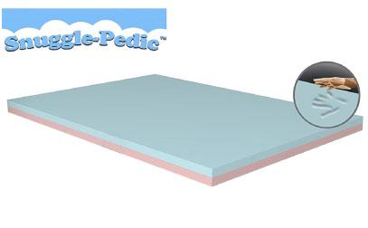 snuggle pedic product image