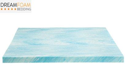 DreamFoam Bedding Gel Swirl product image