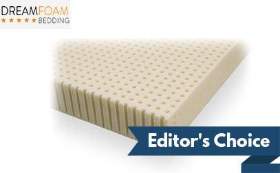 Dreamfoam Bedding Ultimate Dreams Talalay Product Image