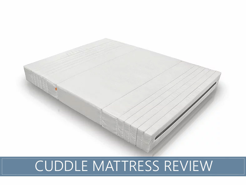 Overview of the Cuddle Mattress