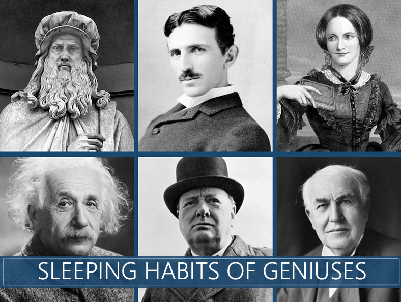 6154cc5f1 Sleep Habits Of The Greatest Geniuses Revealed (Einstein