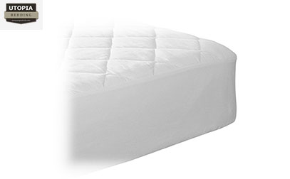 Utopia Bedding Quilted Fitted product image