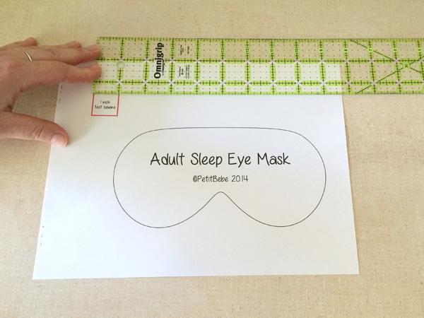image showing mask pattern