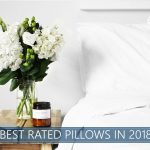 our 9 highest rated pillows for 2018