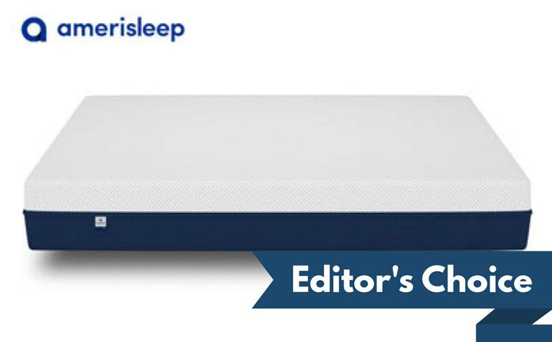 our editors choice amerisleep product image