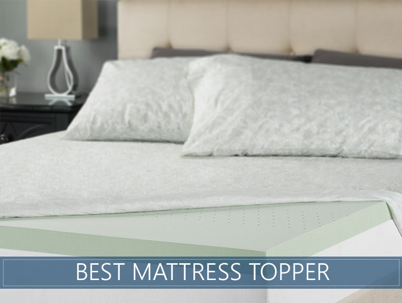 Best Mattress Topper Reviews For 2018 The Complete Buyer
