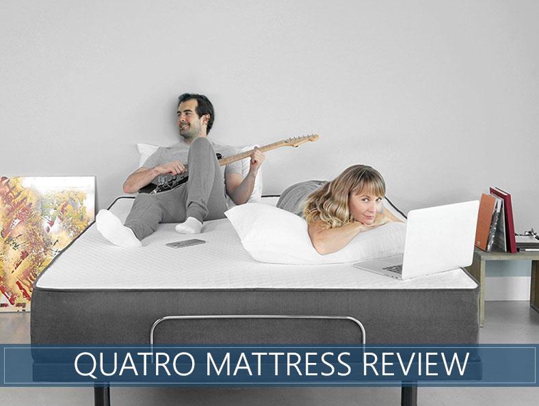 overview of quatro mattress