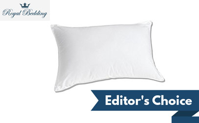 royal bedding down pillow product image