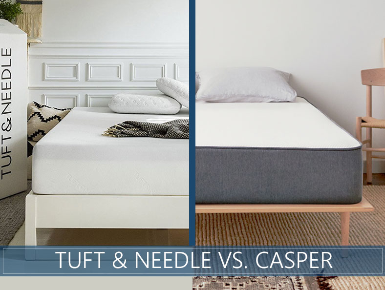 Tuft And Needle Vs Casper In Depth Mattress Comparison