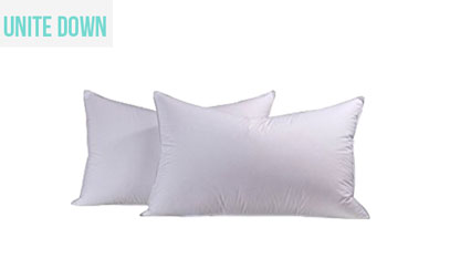 unite down pillow product image