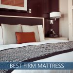 highest rated firm mattress 2019