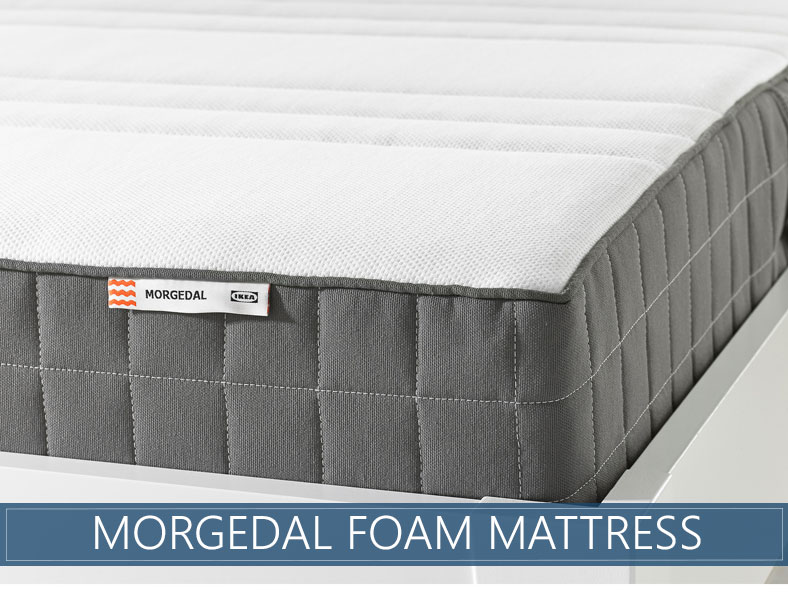 overview of morgedal foam bed