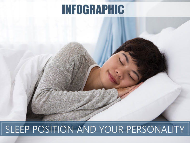 sleep position and your personality