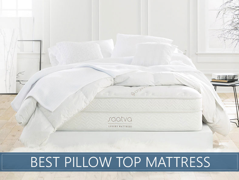 the 5 best pillow top mattress picks reviews and ratings for 2018. Black Bedroom Furniture Sets. Home Design Ideas