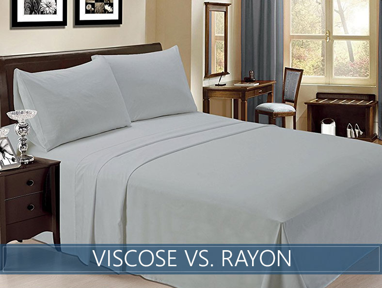 our Viscose vs. Rayon comparison