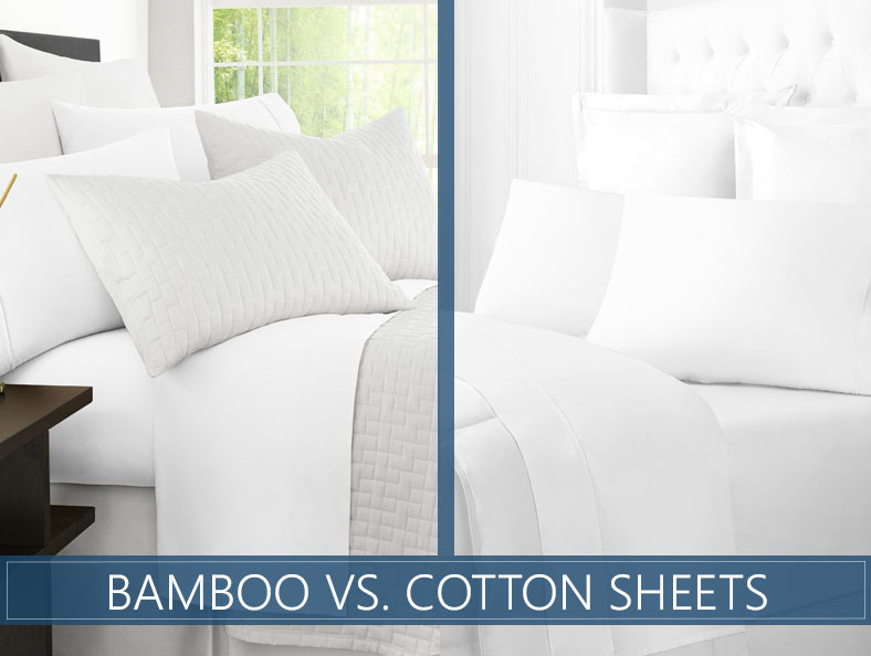 Bamboo Vs. Cotton Sheets