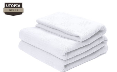 Cotton Throw Blankets Product Image
