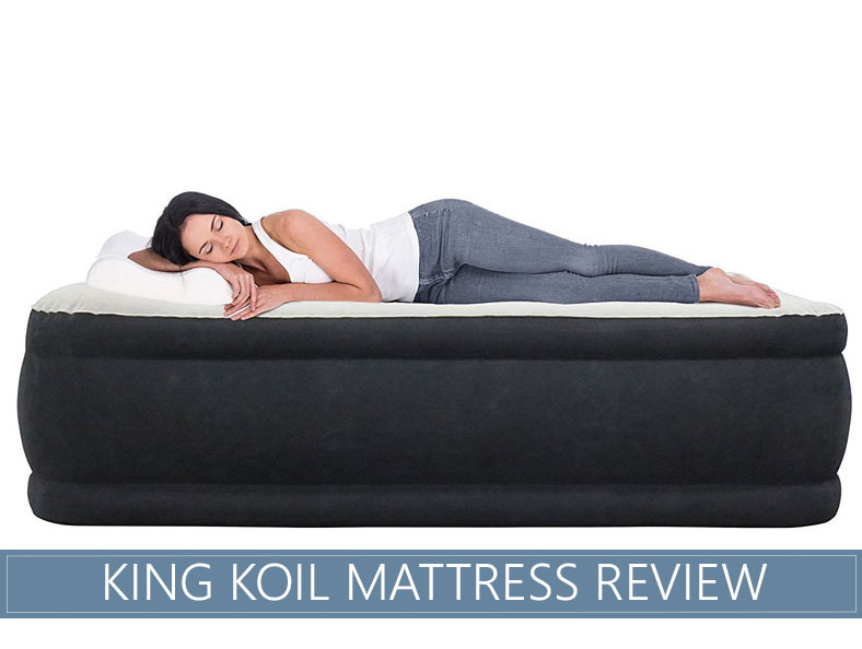 overview of the king koil bed